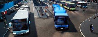 Vorschauen: Busfahrer auf PS4 und Xbox One gesucht!