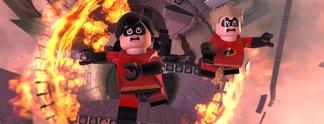 Lego - Die Unglaublichen: Gibt es immer noch Bauklötze zu staunen?