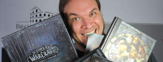 WoW - Warlords of Draenor als Collector's Edition in Uffruppe: Die Orcs sind da