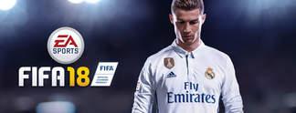 Panorama: Fifa 18: Der schlechteste Spieler ist gar kein Profi-Fußballer
