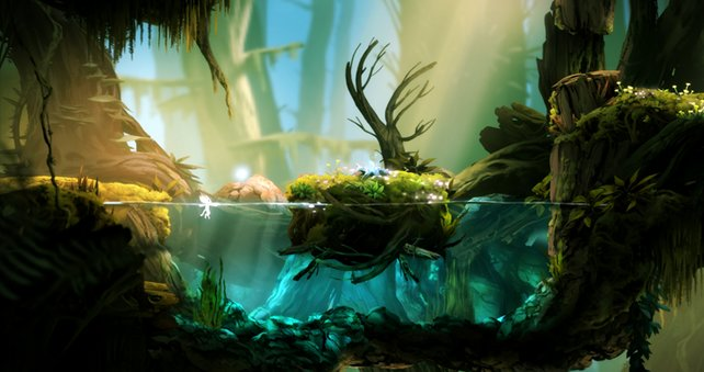 So schön ist Ori and the Blind Forest.