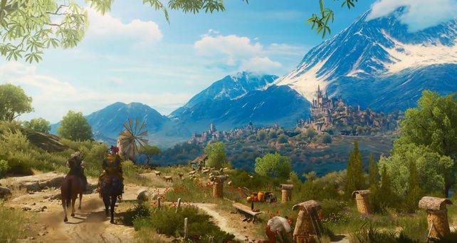 Die fantastische Welt von The Witcher 3 kommt immerhin auf 218 km². Doch es geht noch größer.