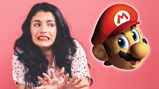 Ein neues Video von Nintendo verstört und begeistert zugleich. Bildquelle: Getty Images/ Melpomenem