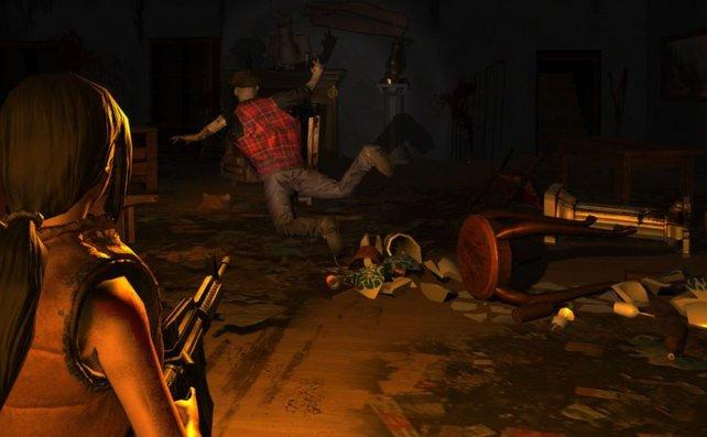 Nein, es handelt es sich bei dem entdeckten Spiel nicht wirklich um Resident Evil 8.