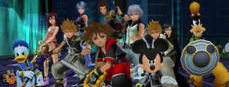 Square Enix: Kingdom Hearts 3 und Final Fantasy 7 - Remake nicht vor 2017