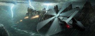 Vorschauen: Counter-Strike mit Helikopter und Drohne