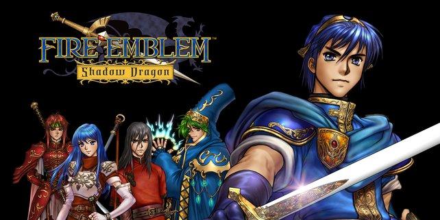 Shadow Dragon für den Nintendo DS ist eine Neuauflage des ersten Teils.