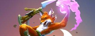 Fox n Forests: Mit der Armbrustklinge ins Retro-Scharmützel