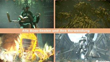 <span>Demon's Souls:</span> Boss-Seelen und ihre Verwendung im Vergleich