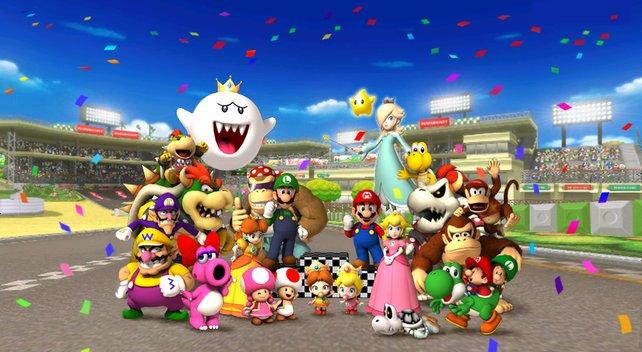 Wir rechnen 2017 oder 2018 mit Mario Kart 9. Doch für welche Konsole wird es erscheinen? Und welche Fahrer melden sich dafür an?