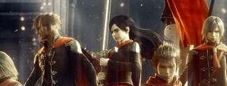 Final Fantasy Type-0 HD: So sehen Behemoth, Shiva und Gilgamesh inzwischen aus