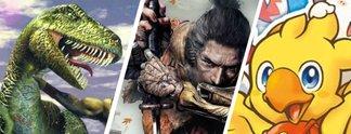 Neuerscheinungen: Diese Spiele könnt ihr ab Kalenderwoche 12 spielen