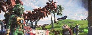 No Man's Sky: Spieler sucht ein Schiff - und lockt mit Finderlohn