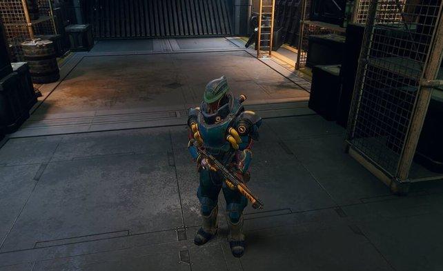 In The Outer Worlds gibt es jede Menge Rüstungen zu finden.