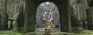 The Legend of Zelda - Twilight Princess HD: Launch-Trailer präsentiert Spielszenen als Link und Wolf Link