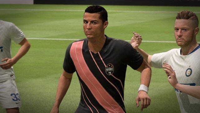 Auch wenn FIFA 20 nicht mehr die Lizenz für Juventus Turin hält, so sind dennoch alle Juve-Spieler verfügbar.