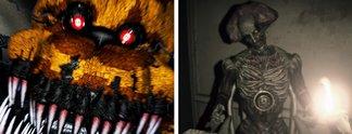Bilderstrecken: Das sind die 11 gruseligsten Horrorspiele