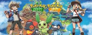 Pokémon: Yeah & Nah   Zwei völlig neue Editionen von Fan kreiert