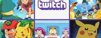 Pokémon: Serien-Marathon auf Twitch angekündigt