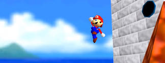 Panorama: Super Mario 64 trifft Portal: Modder erweitert Jump'n'Run-Klassiker durch Portale