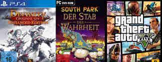 Deals: Schnäppchen des Tages: Divinity - Original Sin, South Park und GTA 5