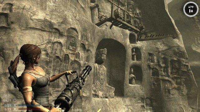 Multiplayer-Gefechte in Tomb Raider? Braucht keiner.