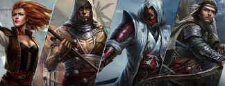 Assassin's Creed - Memories: Kostenloses Kartenspiel für iOS