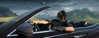 Final Fantasy 15: Kommende DLCs erzählen neue Geschichten