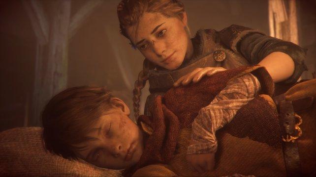 Amicia und Hugo stehen den Dream-Teams der Videospielwelt in nichts nach.