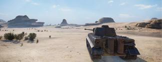 World of Tanks: Kostenloses Singleplayer-Update sorgt für Panzerfieber