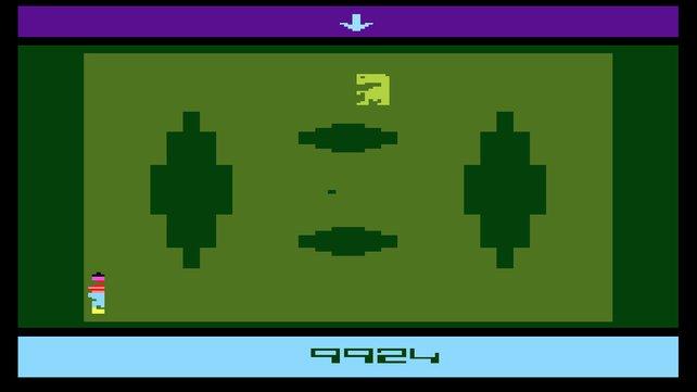 Ein Debakel: E.T. hat vielleicht auch am Videospielcrash von 1983 Mitschuld.