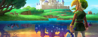 The Legend of Zelda - A Link Between Worlds für 15,99 Euro