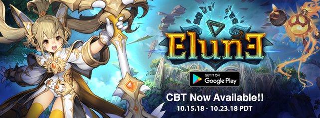 Elune ist das brandneue MMO von Gamevil.