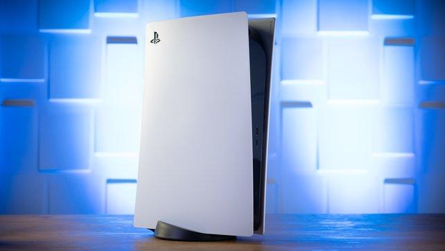 Laut einem Gerücht gibt es für Amazon-Tester bald eine verbesserte PS5. (Bild: GIGA)