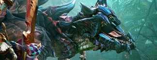 Monster Hunter Generations: Am 15. Juli geht es wieder auf die Jagd