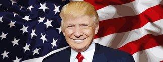 Donald Trump: Treffen mit der Spielebranche vereinbart