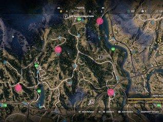 Far Cry 5 Wolfsköder Karte.Far Cry 5 Im Koop Spielen So Geht S Und Das Müsst Ihr Beachten