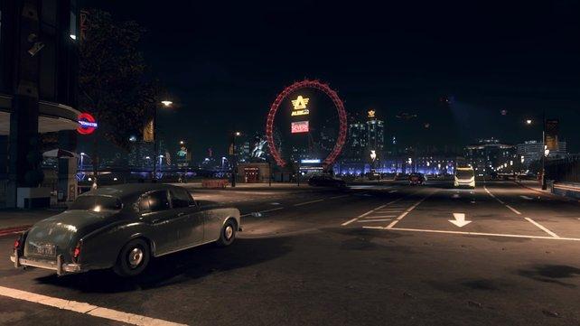 Unglaublich fotogen: London bietet als Open World ein gigantisches Facettenreichtum an Schönheit.