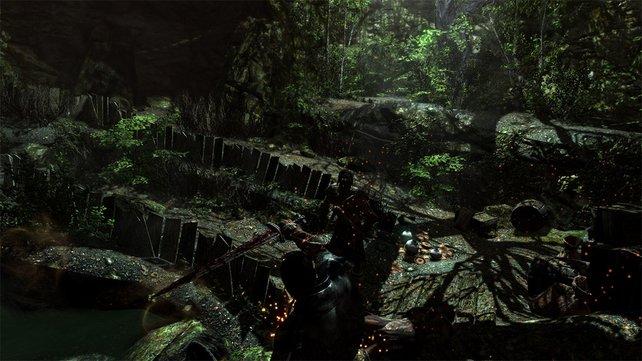 Enderal bietet das Kampfsystem aus Skyrim, eine detaillierte Spielwelt und eine neue Geschichte.