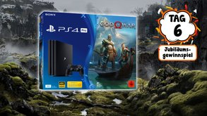 Gewinnt eine PS4 Pro mit God of War