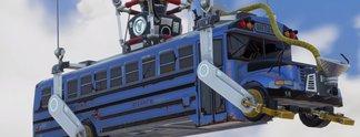 Panorama: Dankt dem Busfahrer in Fortnite