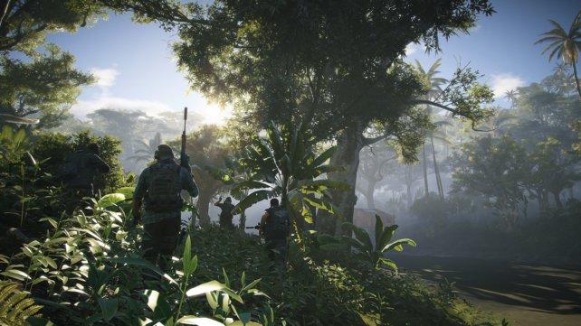 Unterwegs im virtuellen Bolivien.