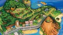 Pokémon Ultrasonne & Ultramond: Alle Herrscher-Sticker auf Mele-Mele