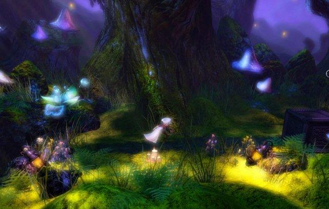 Trine ist eines der 3D-Spiele für die PS4.