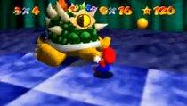 Das sagt Mario in Wahrheit zu Bowser