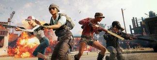 Playerunknown's Battlegrounds: Kämpft mit Event-Modi um die Fortnite-Spieler