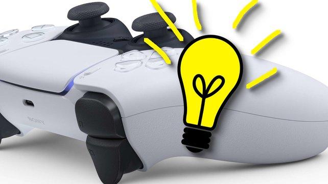 Ein neues Patent zeigt eine interessante Funktion des PS5-Controller. Diese könnte Akku-Probleme bekämpfen.