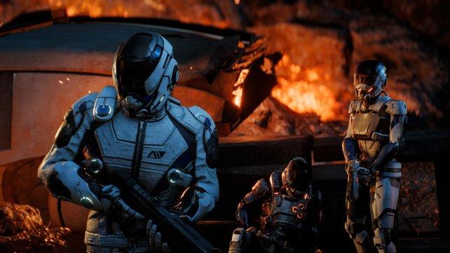 Verschollen im Weltraum: Die Mannschaft der Hyperion steckt in Problemen!