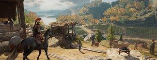 Assassin's Creed - Odyssey: So lange wird euch das Abenteuer beschäftigen