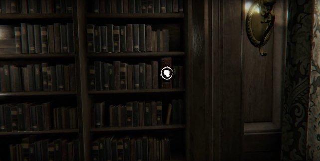 2 - Layers of Fear: Das Telefon findet ihr hinter dem Regal